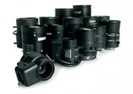 انواع لنز در دوربین های مدار بسته